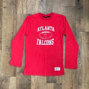 Atlanta Falcons Football Long Sleeve T Shirt